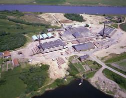 Wijk Bij Duurstede, Steenfabriek, Luchtfoto LF1364 - Wijk Bij Duurstede