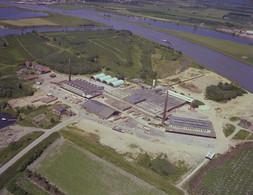 Wijk Bij Duurstede, Steenfabriek, Luchtfoto LF1361 - Wijk Bij Duurstede