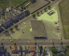 Waalre, Luchtfoto LF804 - Pays-Bas
