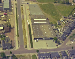 Waalre, Luchtfoto LF803 - Pays-Bas