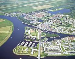 Zwartsluis, Luchtfoto LF831 - Otros