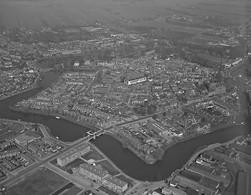 Woerden, Luchtfoto LF827 - Woerden