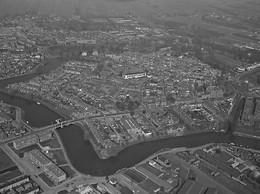 Woerden, Luchtfoto LF826 - Woerden