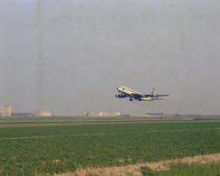 Schiphol, Transavia, Vliegtuig, LF694 - Aérodromes