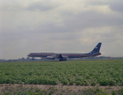Schiphol, Capitol, Vliegtuig, LF691 - Aérodromes