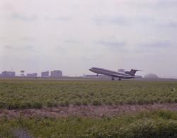 Schiphol, Vliegtuig, LF682 - Aérodromes