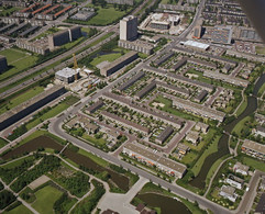Amstelveen, Luchtfoto LF622 - Amstelveen
