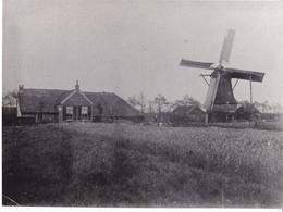 Willemsoord Steenwijk Molen Foto - Otros