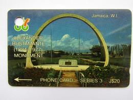 JAMAICA   GPT   4JAMC   FOR TEST EXHIBITION - Giamaica
