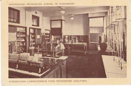 Dordrecht MTS Scheikundig Laboratorium BB124 - Dordrecht