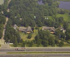 Best, Eindhovenseweg Zuid, Luchtfoto LF1242 - Pays-Bas