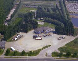Best, Wegrestaurant, Luchtfoto LF1239 - Pays-Bas