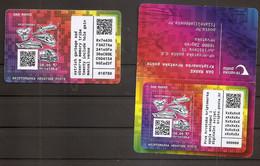 CROATIA 2020,STAMP DAY, CRYPTO STAMP ,TRAIN .SHIP,AIRPLANE,COMBY,MNH - Tag Der Briefmarke