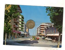 BELLARIA RIMINI  VIA LEONARDO DA VINCI Viaggiata - Rimini