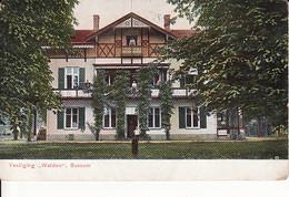 """2771160Bussum, Vesting ,, Walden"""" 1906 (zie Hoeken) - Bussum"""
