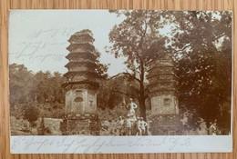China Peking Beijing Peking 1908 Pagoda - China