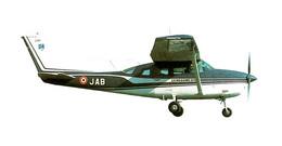 Gendarmerie - Avion  - Autocollant - Police