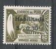 Perou N° PA 86 YVERT  NEUF ** - Peru