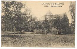 Irchonwelz (Ath) (M 5638)  Château Cache Derrière Les Arbres - Ath