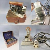 ~ FER A REPASSER DE VOYAGE THERMA - Repassage Mode - Materiale Di Profumeria