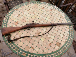 FUSIL CHASSEPOT TRANFORME CHASSE - Decorative Weapons