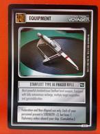Star Trek CCG (Voyager) Equipment – Starfleet Type III Phaser Rifle (uncommon) - Star Trek