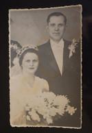 F176 Bride Groom Wedding Couple - Fotografía