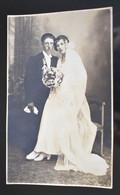 F178 Bride Groom Wedding Couple - Fotografía