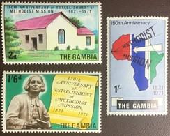 Gambia 1971 Methodist Mission MNH - Gambia (1965-...)