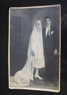 F180 Bride Groom Wedding Couple Foto Paris N. Geanoglu Braila - Fotografía