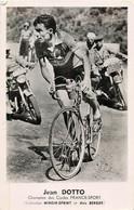 Cyclisme - Jean Dotto  Cycles France Sport  Miroir Sprint Anis Berger - Cycling