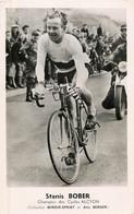 Cyclisme - STANIS BOBER  Cycles Alcyon  Miroir Sprint Anis Berger - Cycling