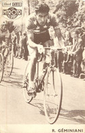Cyclisme - RAPHAEL GEMINIANI  Cbut Club Le Miroir Des Sports - Cycling