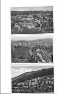 BIENNE - BIEL - 3 Cartes Photos - BE Berne