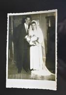 F184 Bride Groom Wedding Couple - Fotografía