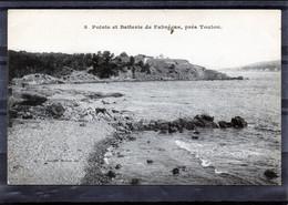 La Seyne - Fabrégas - La Batterie ( édit. Marius Bar ). - La Seyne-sur-Mer