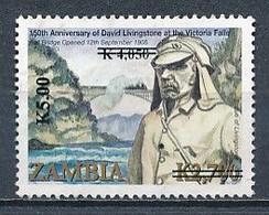 °°° ZAMBIA - Y&T N°1362 - 2018 °°° - Zambia (1965-...)