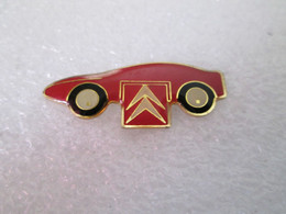 PIN'S   CITROEN - Citroën