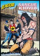 Zagor Comic Carte Postale - Fumetti