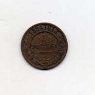 Russia - 1894- 1 Kopek - Vedi Foto - (FDC24886) - Russia