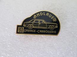 PIN'S    PEUGEOT  GARAGE  ANDLAUER - Peugeot