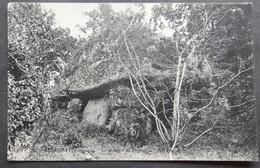 CPA 29 HUELGOAT - RARE - Le Dolmen De Franchie - ND 1107 - Réf. T 133 - Huelgoat