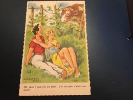 Ancienne Carte Postale Illustrée - Chaperon Jean - Chap - Chaperon, Jean