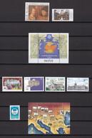 Europa-CEPT - Mitläuferausgaben - 1991 - Sammlung Nr. 45 - Postfrisch - 32 Euro - 1991