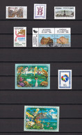 Europa-CEPT - Mitläuferausgaben - 1991 - Sammlung Nr. 46 - Postfrisch - 26 Euro - 1991