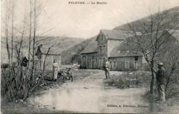 FELEE NNE   LE MOULIN ANIME CIRCULE EN 1913 - Beauraing