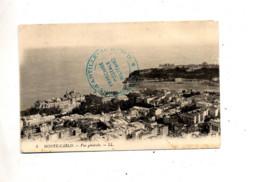 Carte Monte Carlo Franchise Militaire - Monte-Carlo