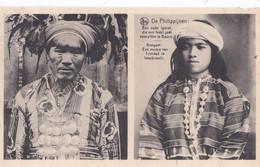 PHILIPPINES :  Igorot Et Trinidad  : Philippins En Tenue De Cérémonie . Mission Van Scheut - Philippines
