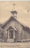 PHILIPPINES :  Itogon : L'église  Mission Van Scheut - Philippines