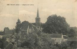 Dep - 03 - MURAT  L'église - Otros Municipios